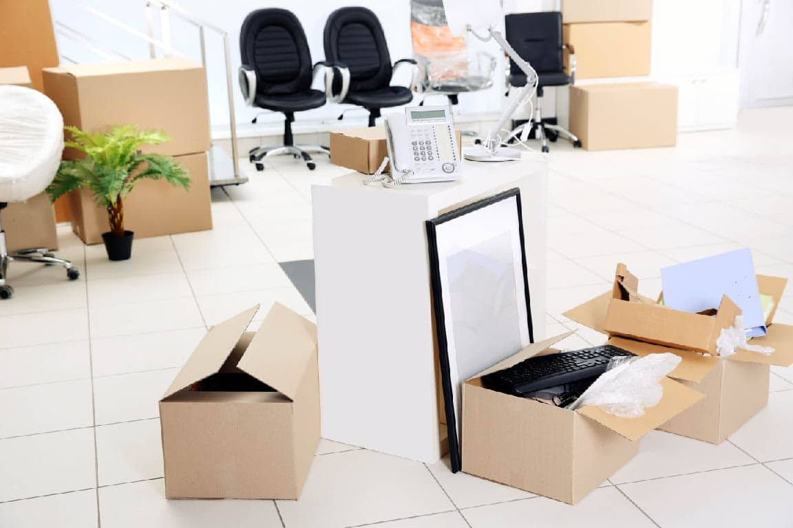 Offices Moves